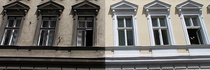 rehabilitacion de fachadas y edificios en Bilbao